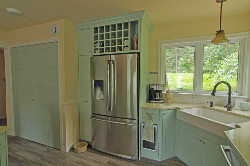 """""""Quality cabinetry, great personality and respectful crew ..."""