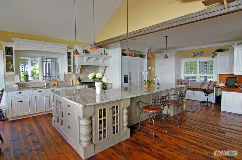 Get Your Wow Factor Kitchen By Charles Lantz Cabinetry